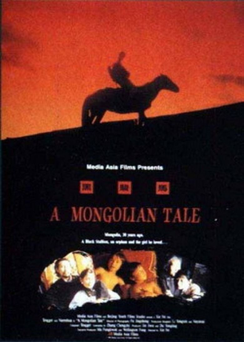A Mongolian Tale movie poster