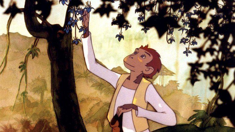 A Monkeys Tale movie scenes