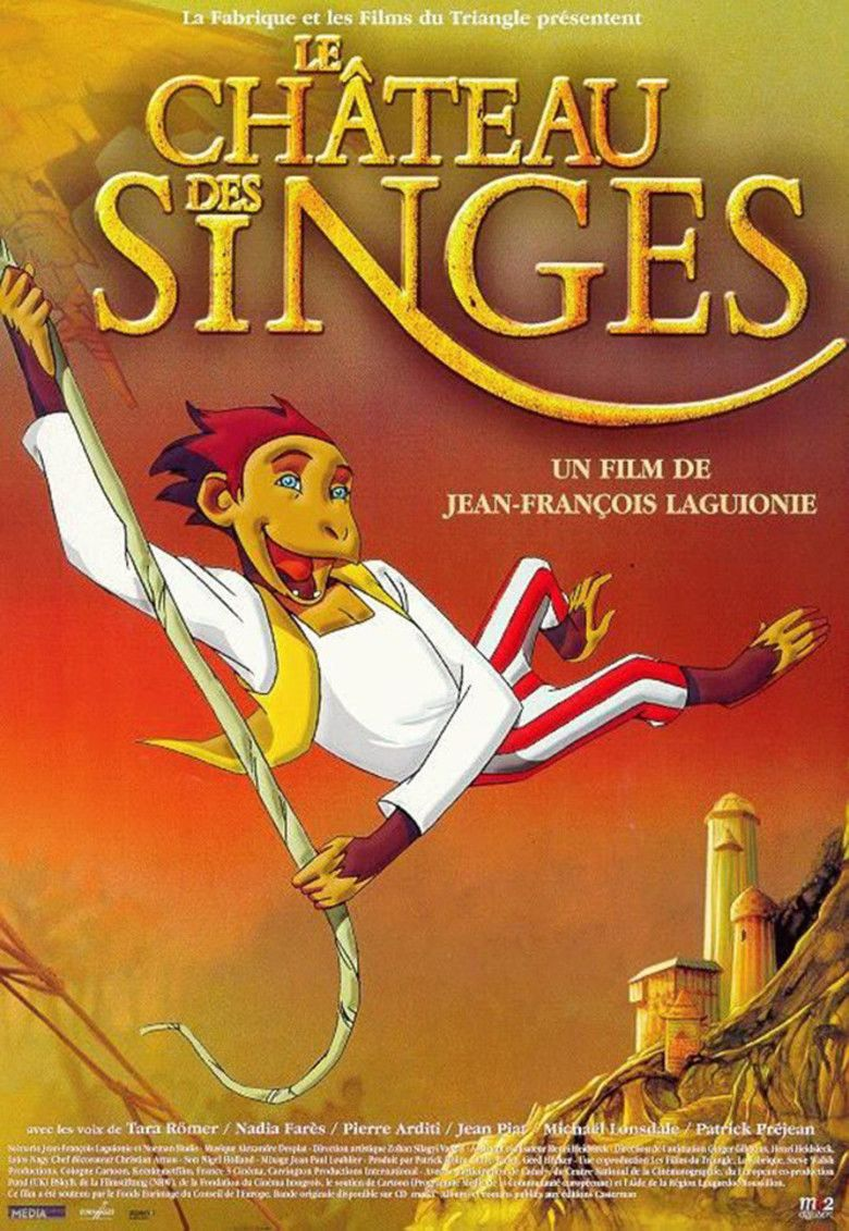 A Monkeys Tale movie poster