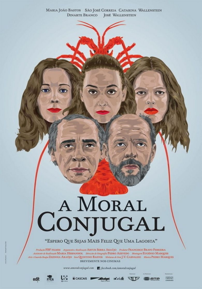 A Moral Conjugal movie poster
