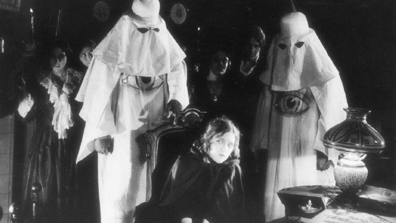 A Mormon Maid movie scenes