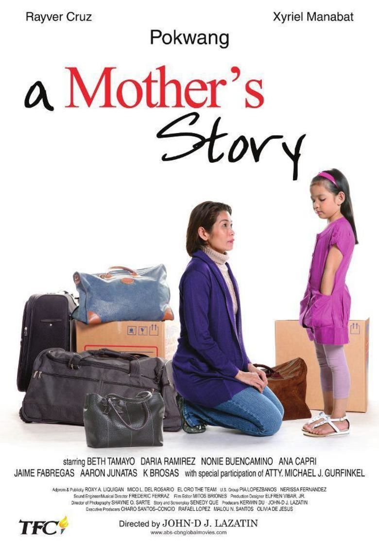 A Mothers Story movie poster