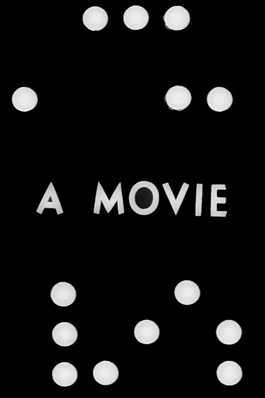 A Movie movie poster