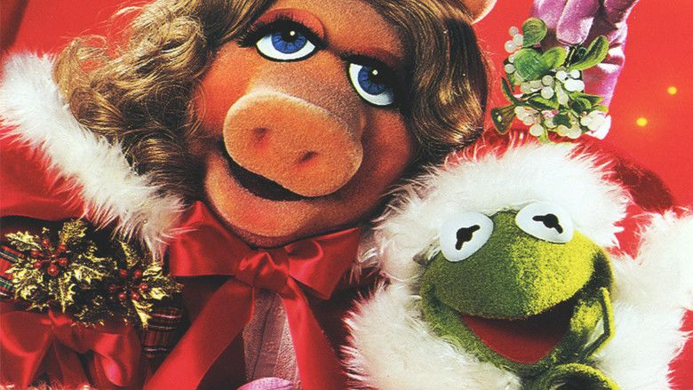 A Muppet Family Christmas movie scenes