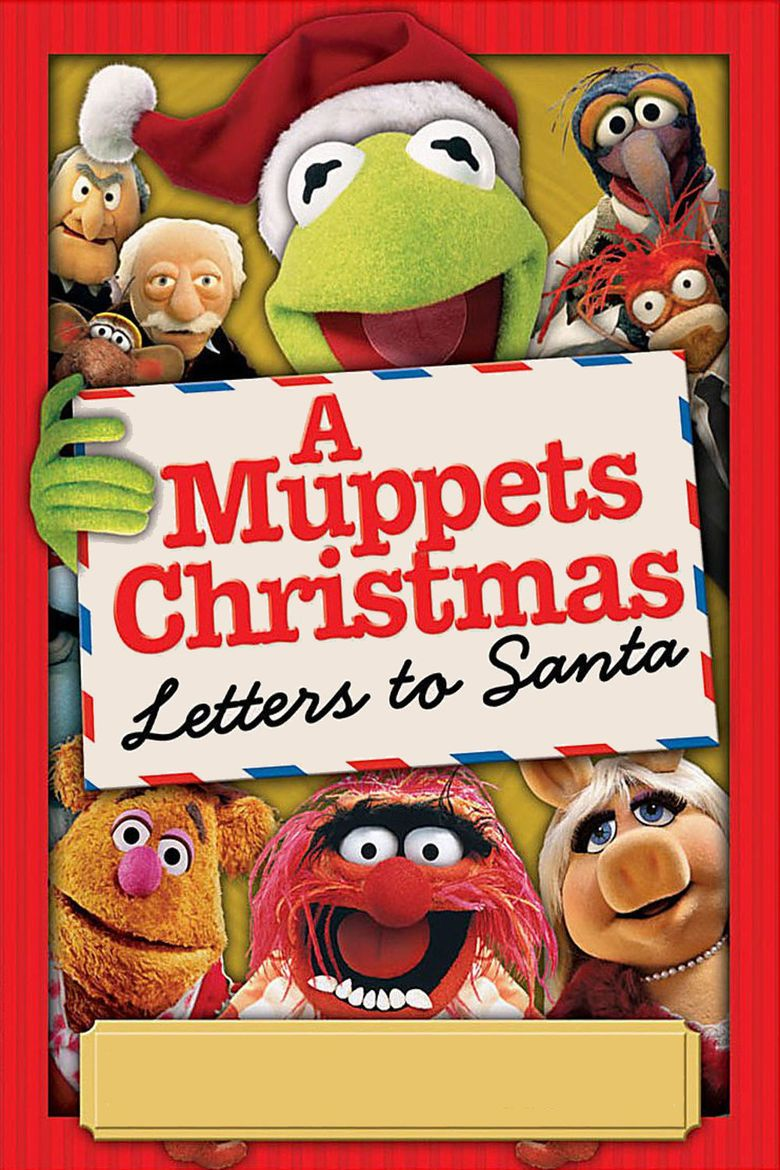 A Muppets Christmas: Letters to Santa movie poster
