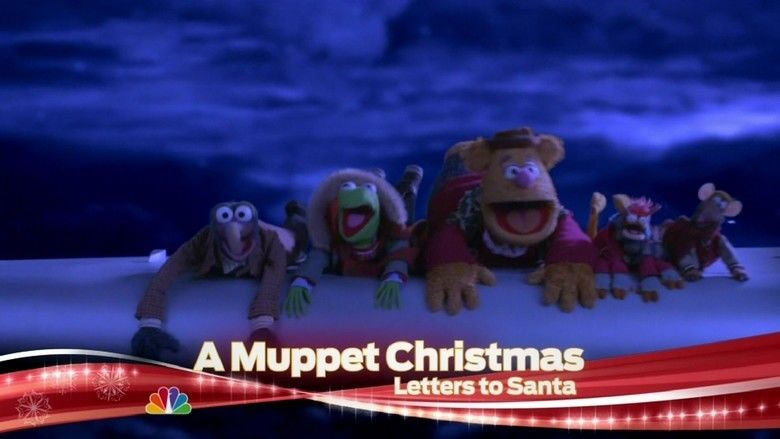 A Muppets Christmas: Letters to Santa movie scenes