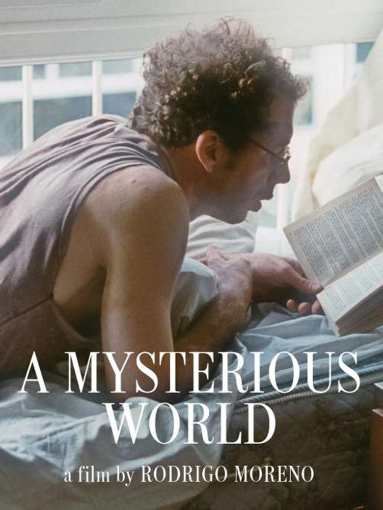 A Mysterious World movie poster