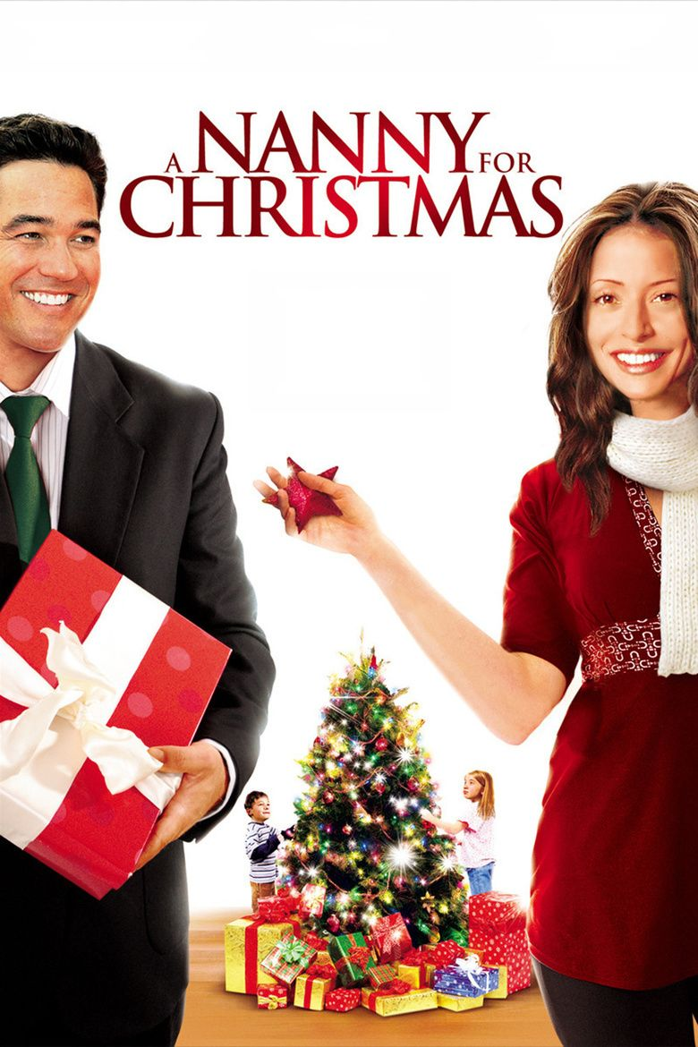 A Nanny for Christmas movie poster