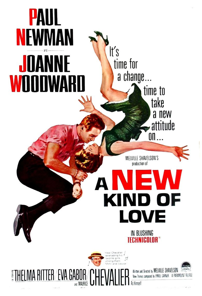 A New Kind of Love movie poster