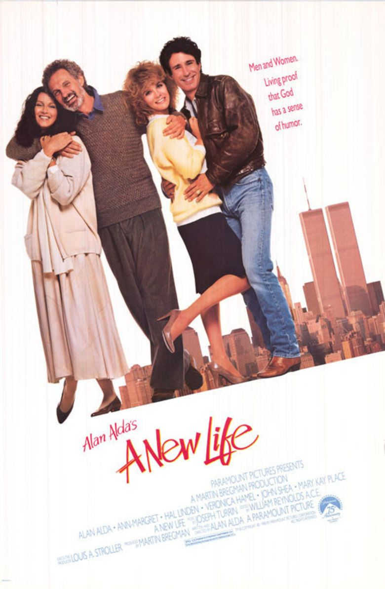 A New Life (film) movie poster