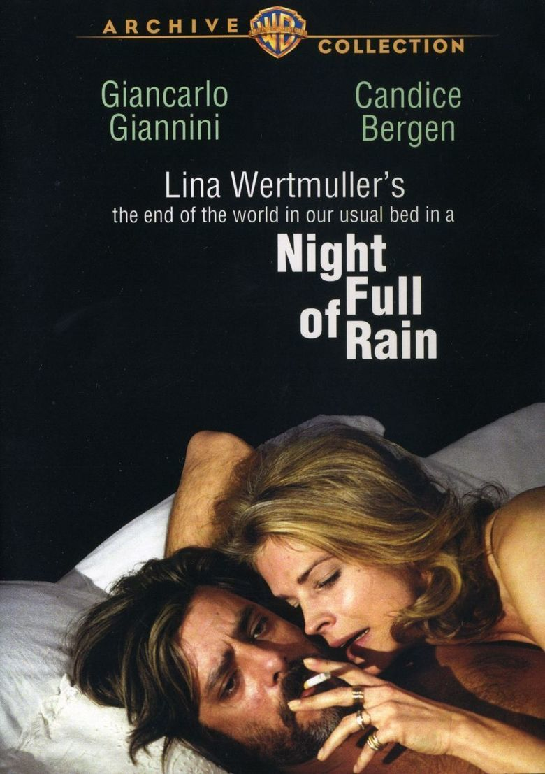 A Night Full of Rain movie poster