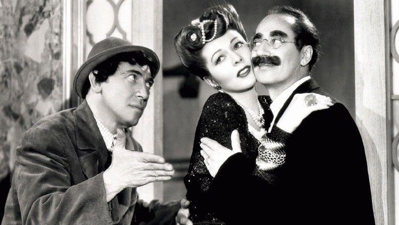 A Night in Casablanca movie scenes