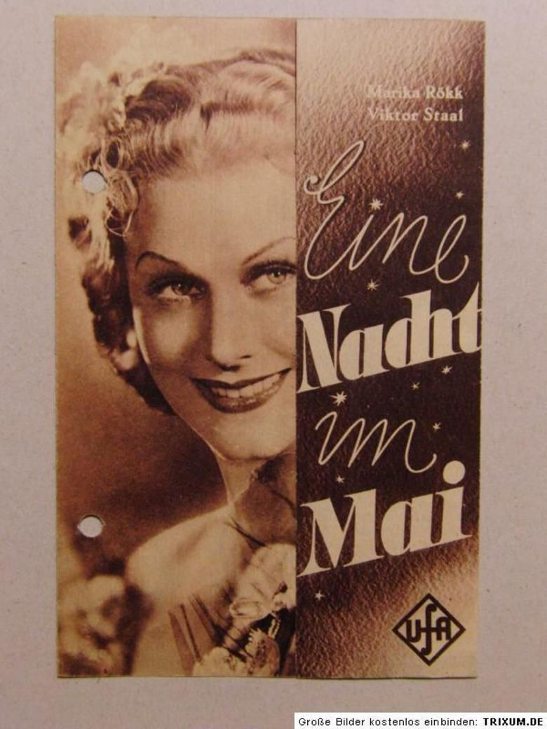 A Night in May movie poster