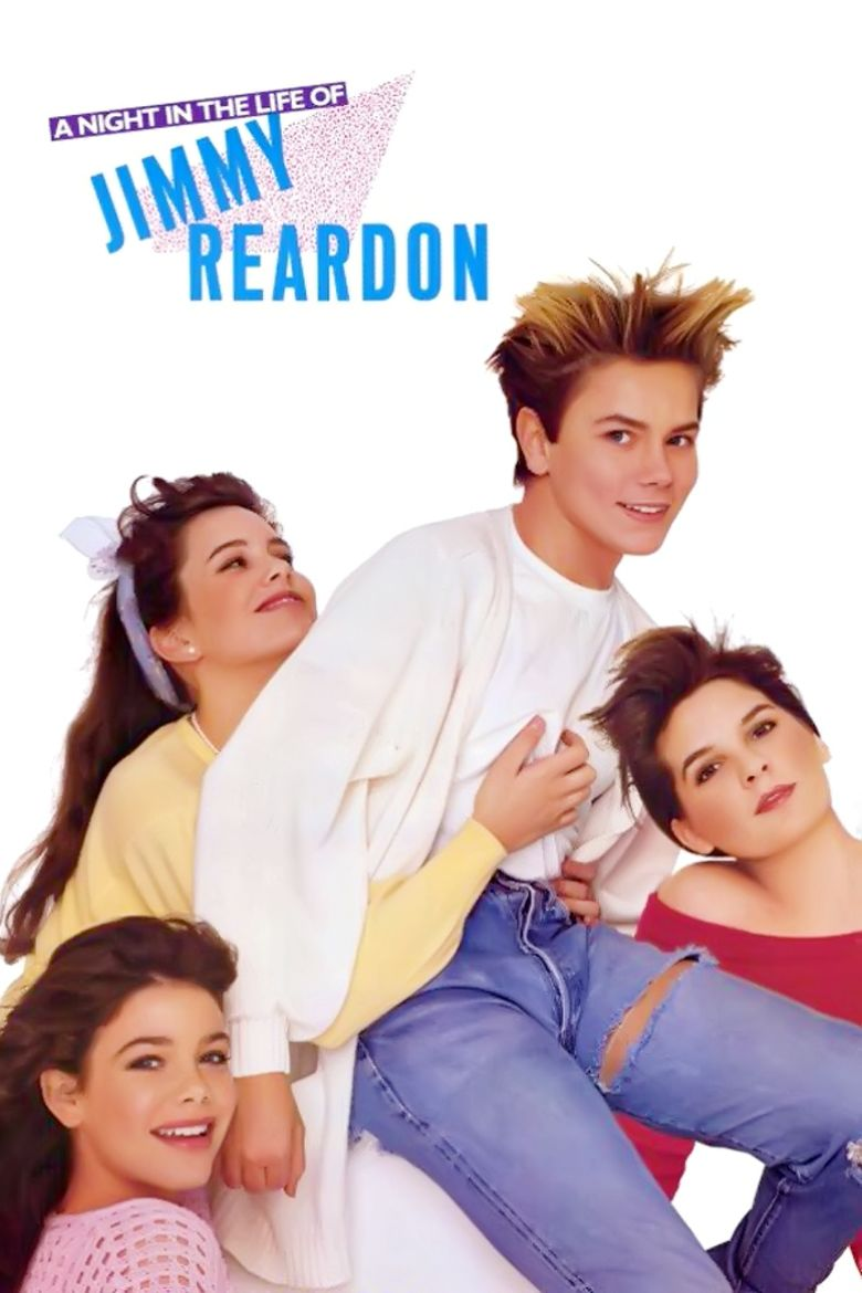 A Night in the Life of Jimmy Reardon movie poster