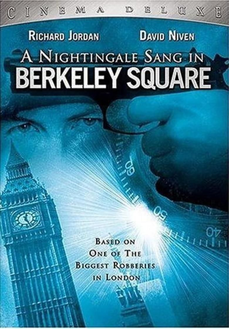 A Nightingale Sang in Berkeley Square (film) movie poster