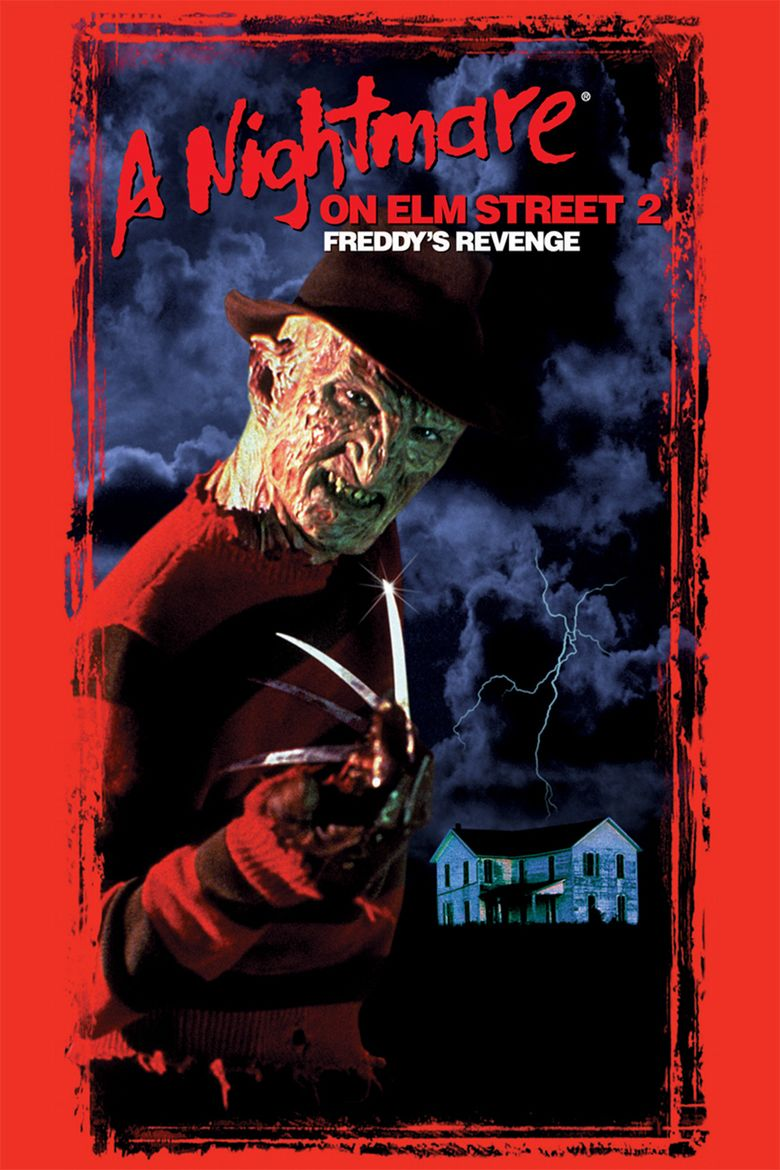 A Nightmare on Elm Street 2: Freddys Revenge movie poster