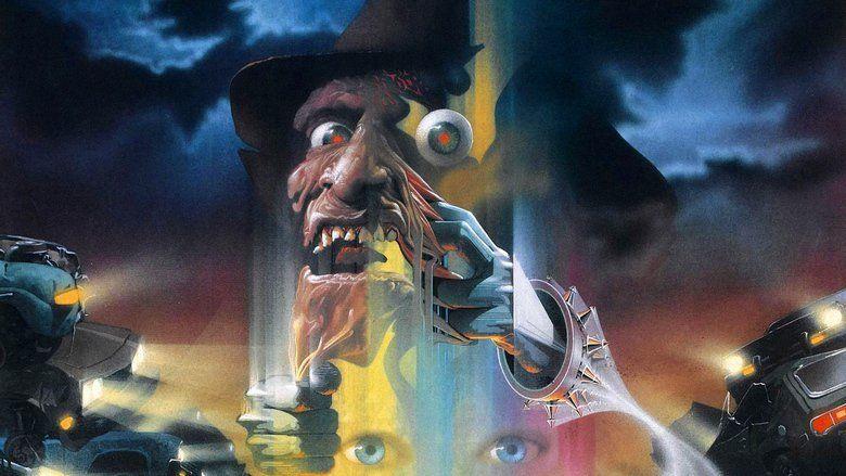 A Nightmare on Elm Street 4: The Dream Master movie scenes