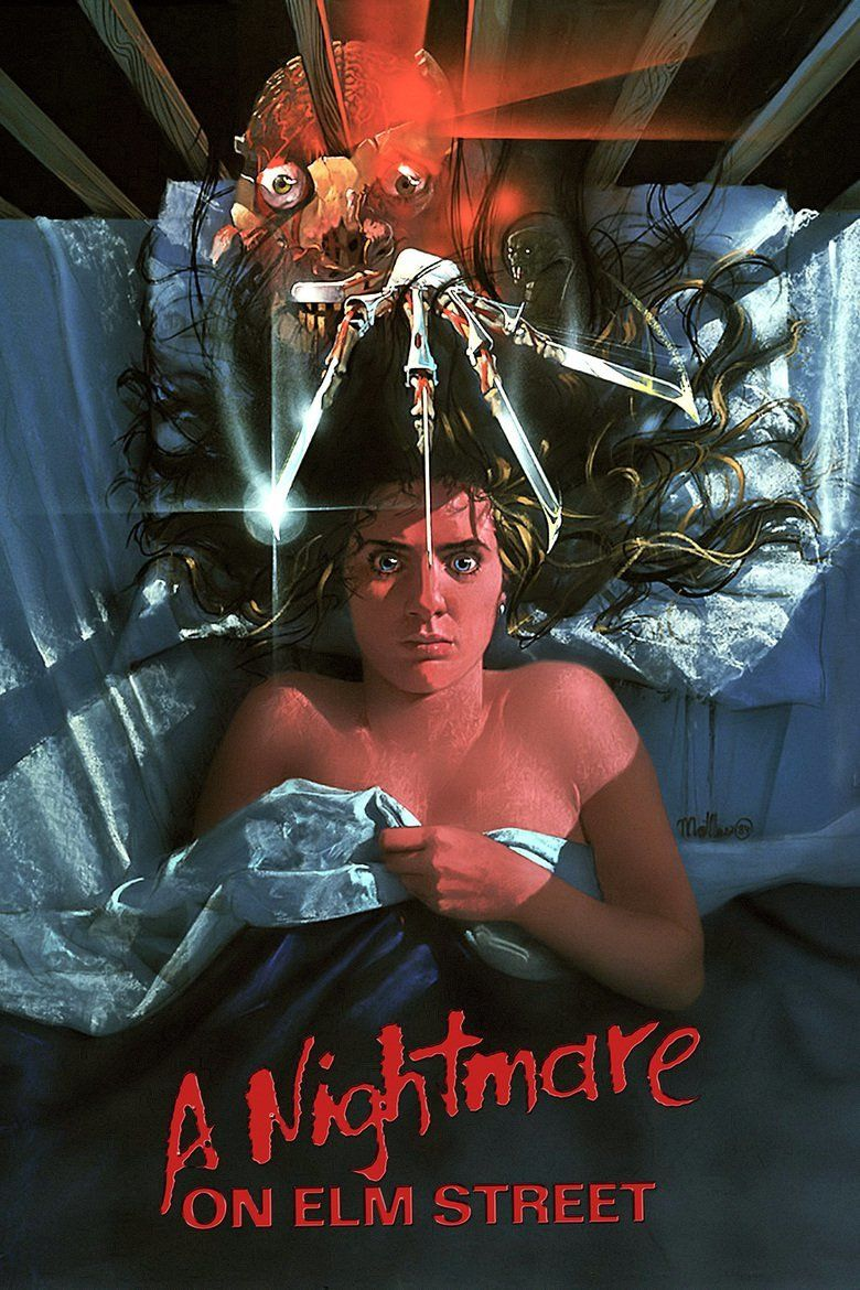 A Nightmare on Elm Street (franchise) movie poster