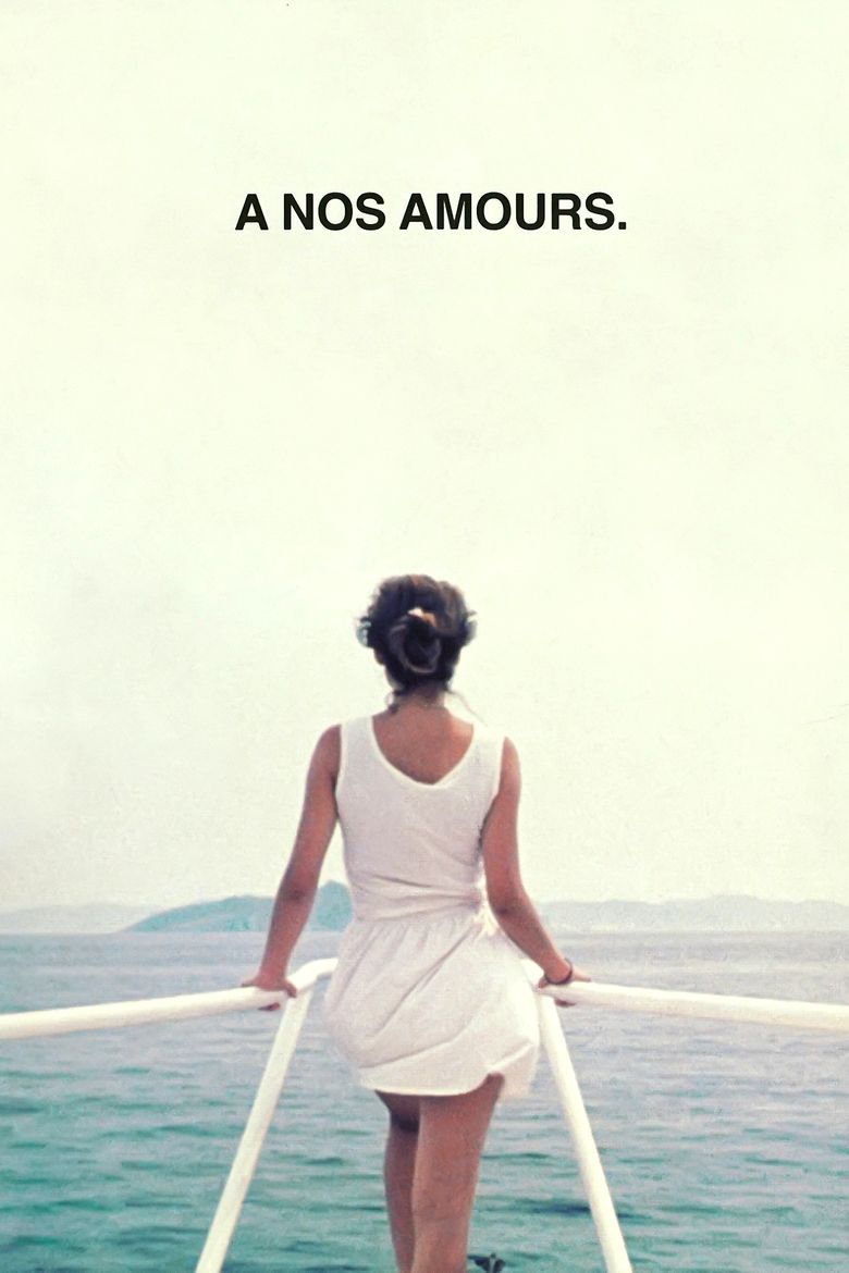 A Nos Amours movie poster
