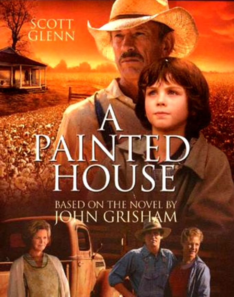 A Painted House movie poster