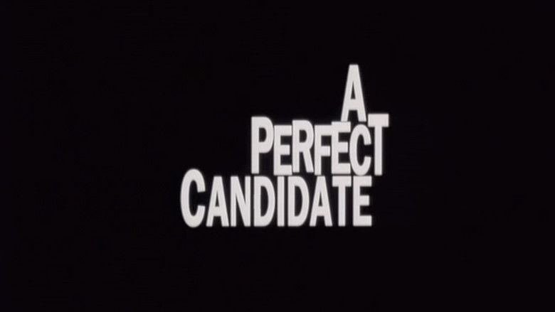 A Perfect Candidate movie scenes