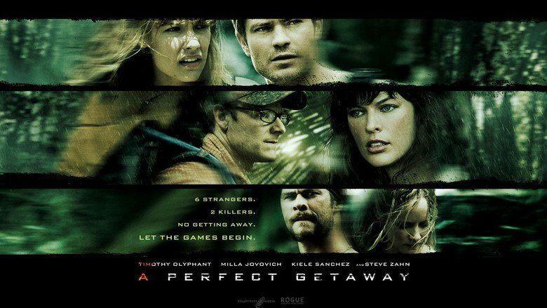 A Perfect Getaway movie scenes