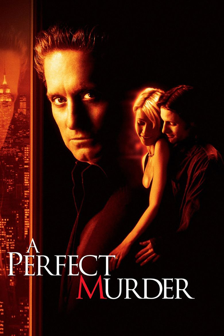 A Perfect Murder movie poster