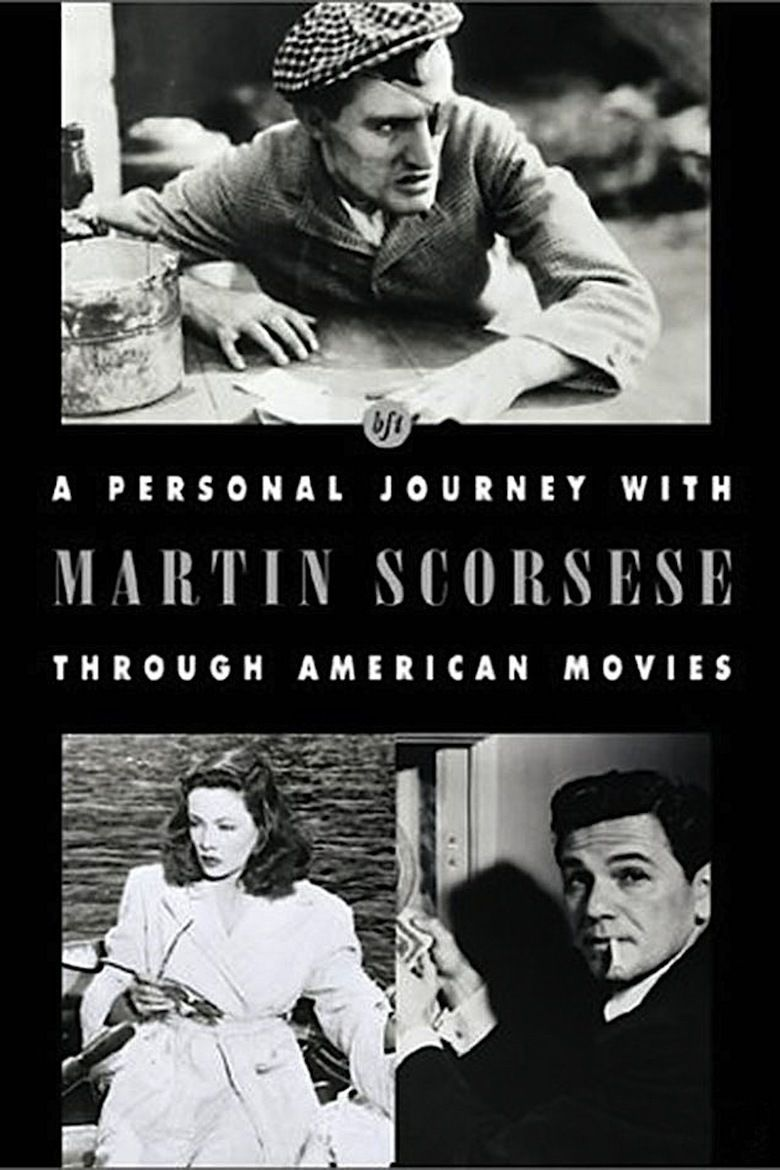 A Personal Journey with Martin Scorsese Through American Movies movie poster