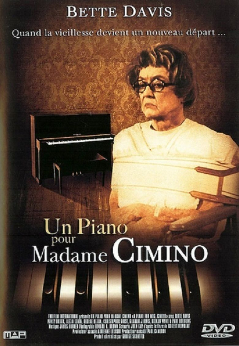 A Piano for Mrs Cimino movie poster