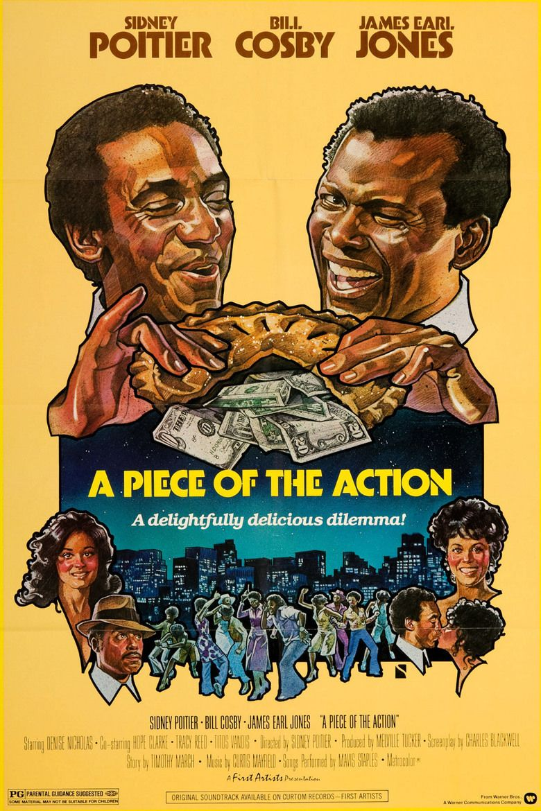 A Piece of the Action (film) movie poster