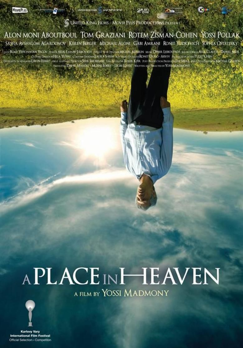 A Place in Heaven movie poster