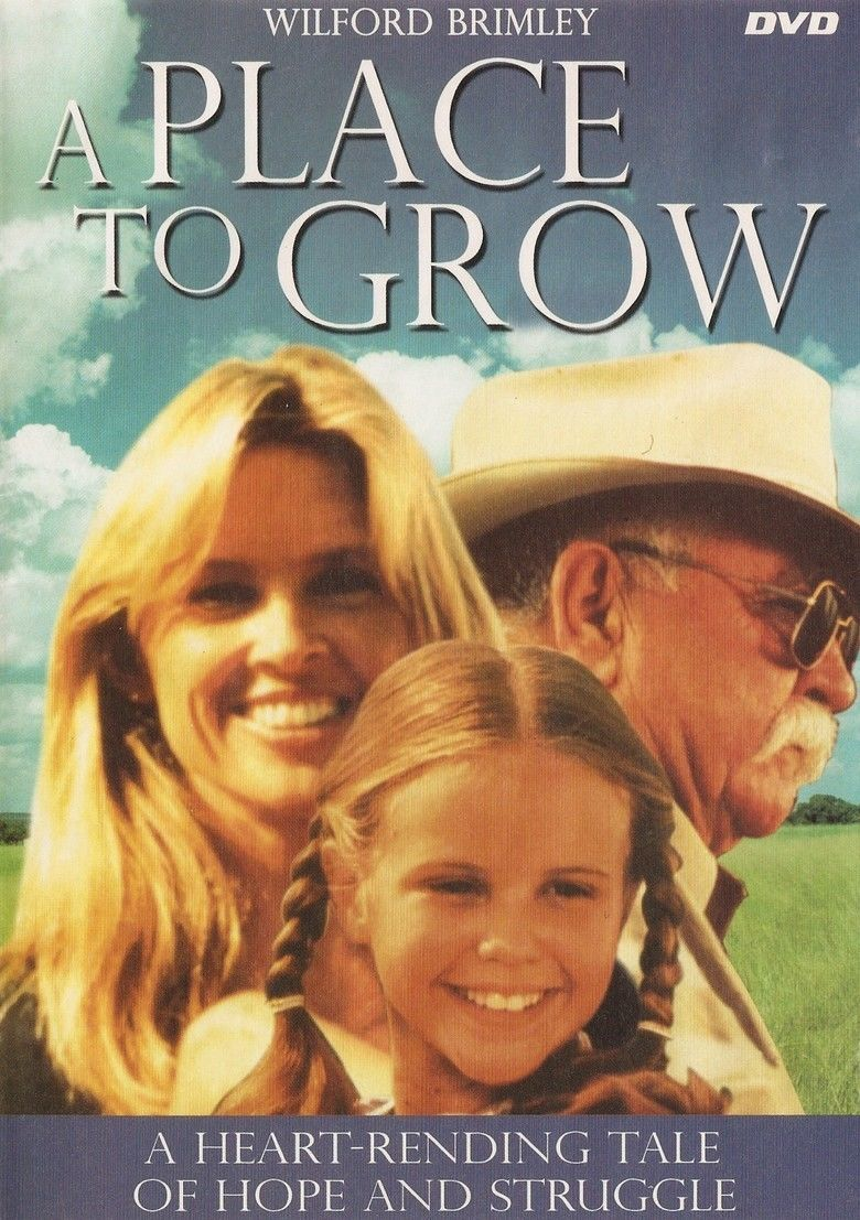 A Place to Grow movie poster