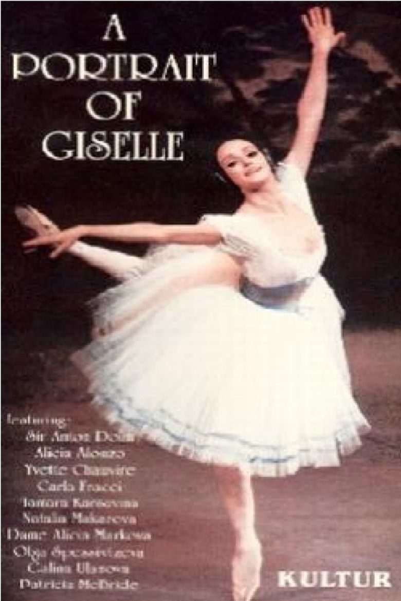A Portrait of Giselle movie poster