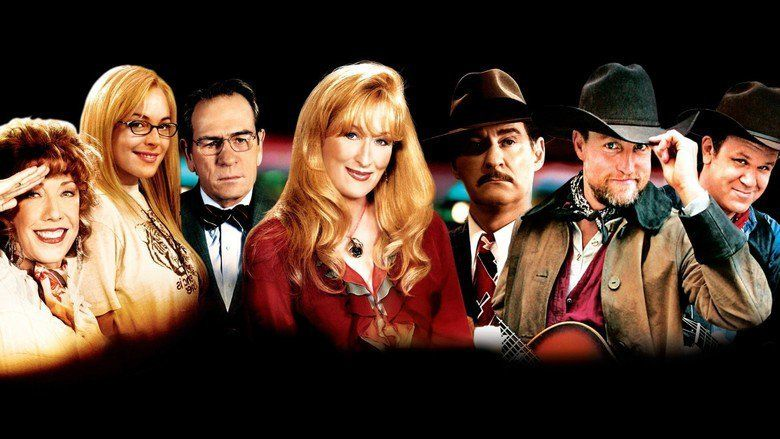 A Prairie Home Companion (film) movie scenes