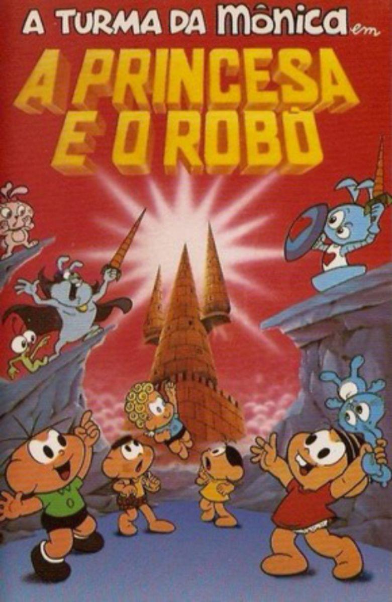 A Princesa e o Robo movie poster