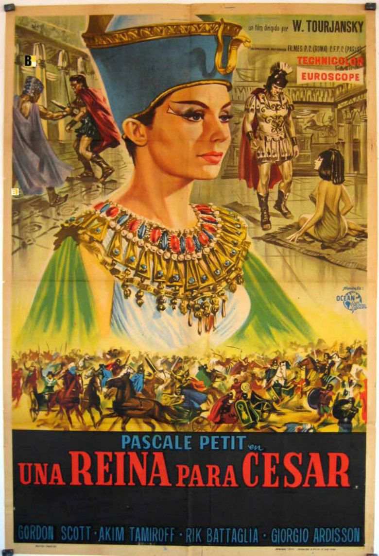 A Queen for Caesar movie poster
