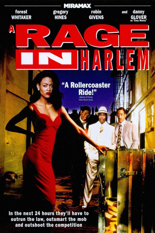 A Rage in Harlem (film) movie poster