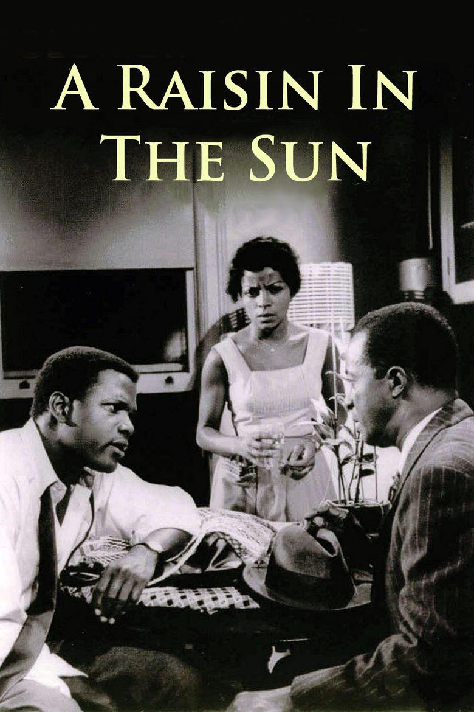 A Raisin in the Sun (1961 film) movie poster