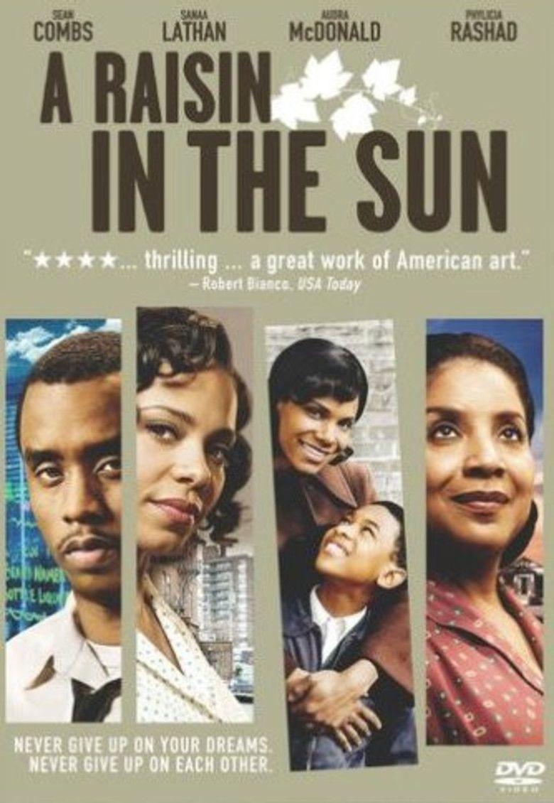 A Raisin in the Sun (2008 film) movie poster