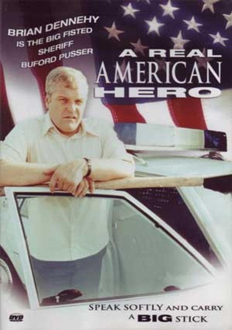 A Real American Hero (film) movie poster