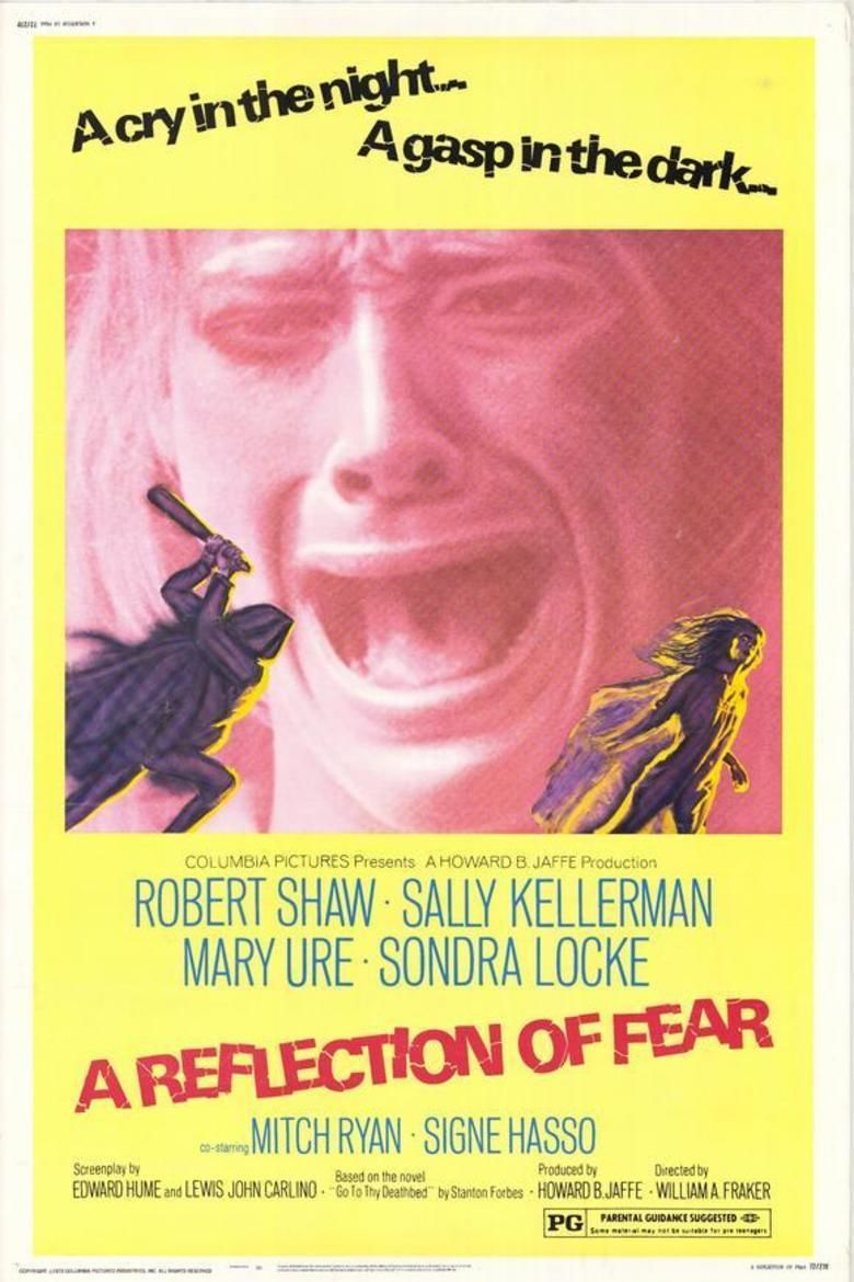 A Reflection of Fear movie poster