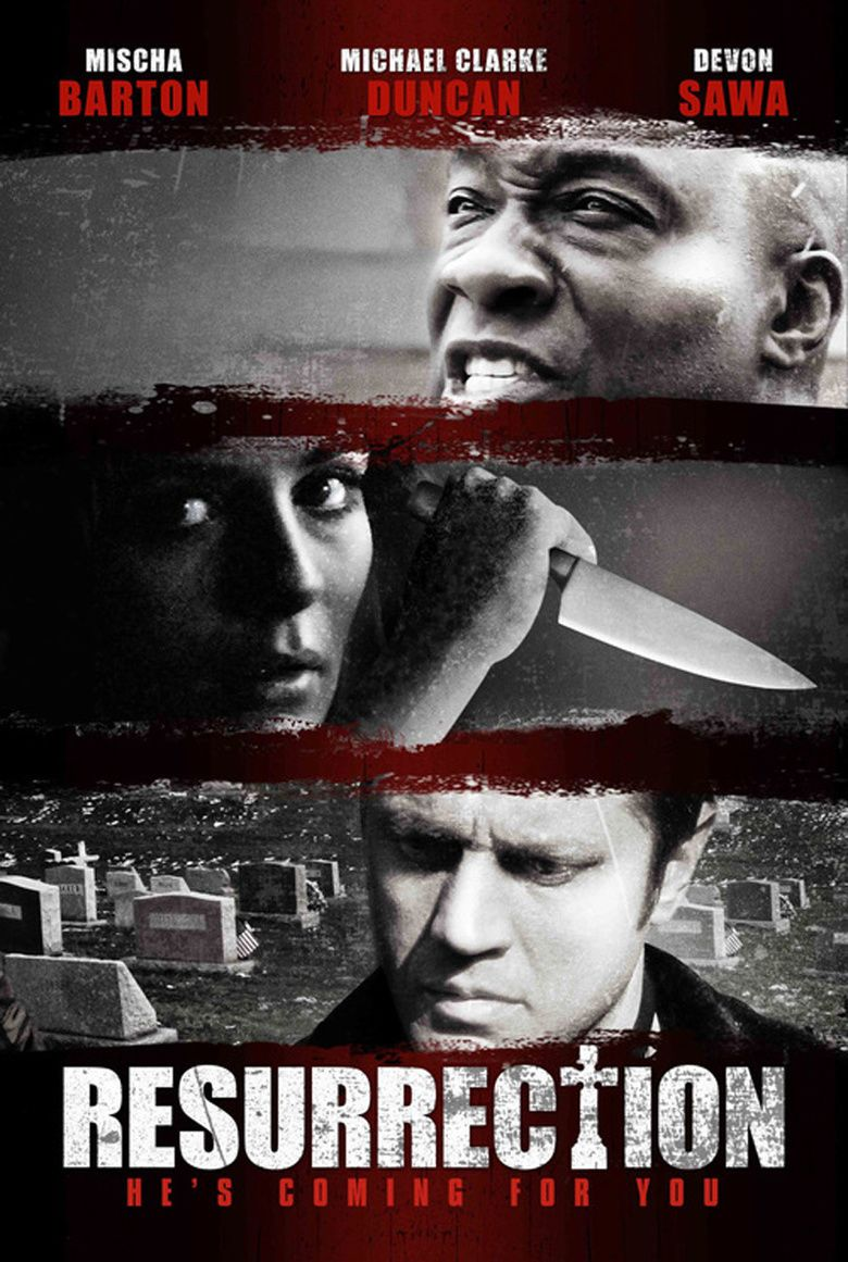 A Resurrection (film) movie poster
