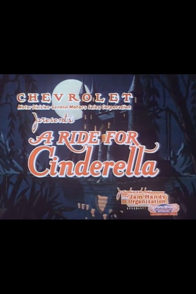 A Ride for Cinderella movie poster