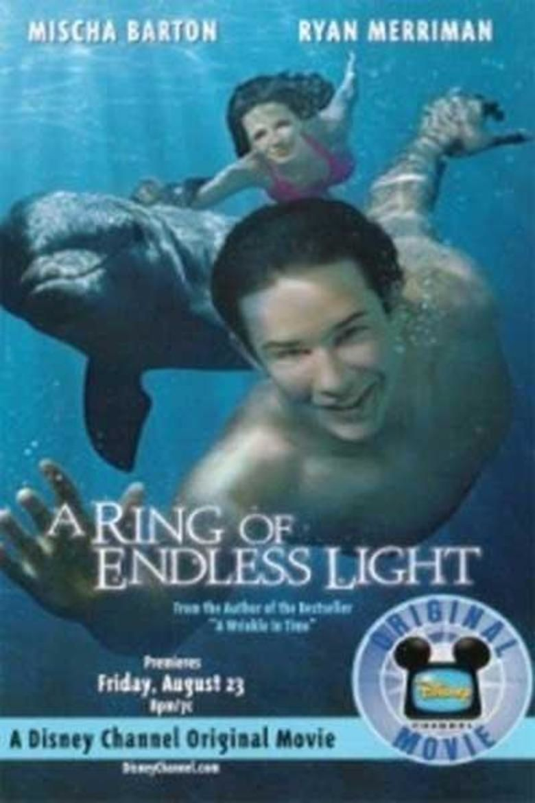 A Ring of Endless Light (film) movie poster