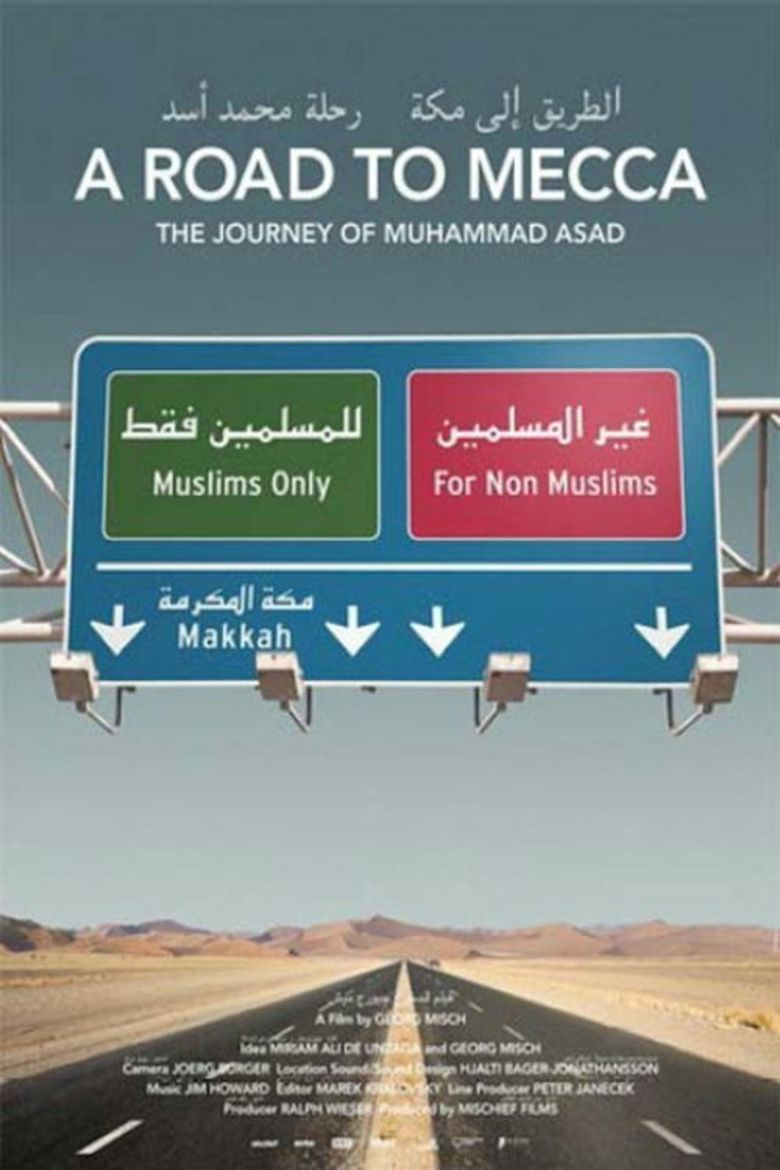 A Road to Mecca The Journey of Muhammad Asad movie poster