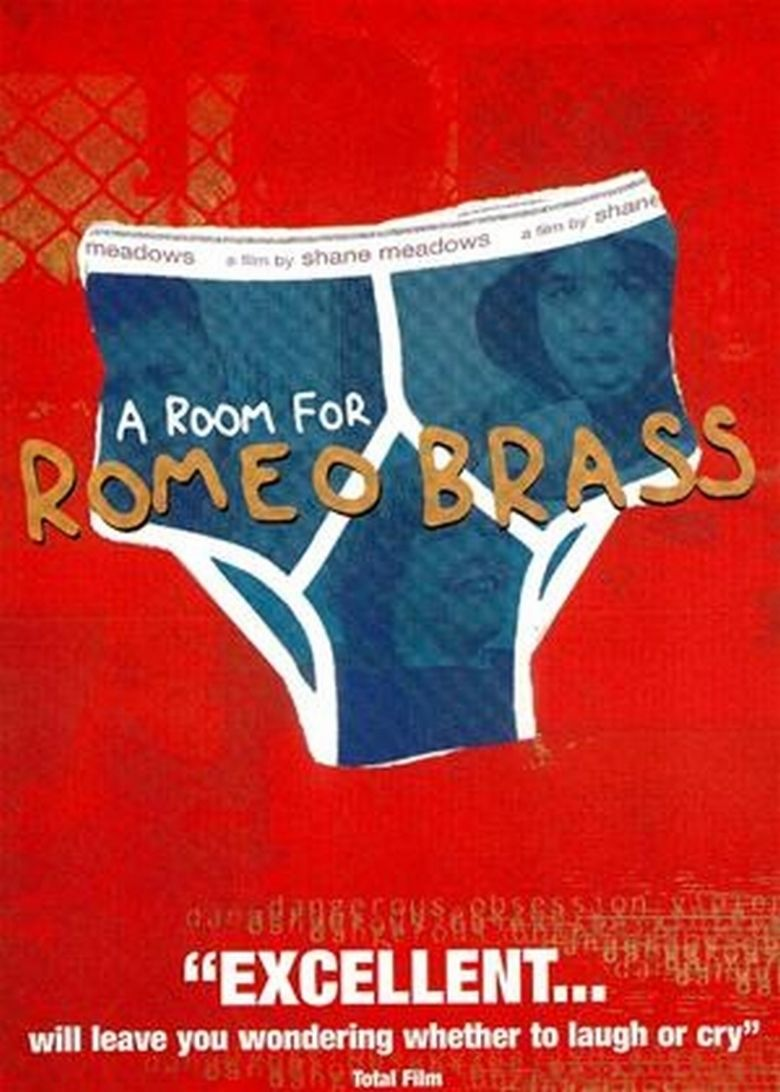 A Room for Romeo Brass movie poster