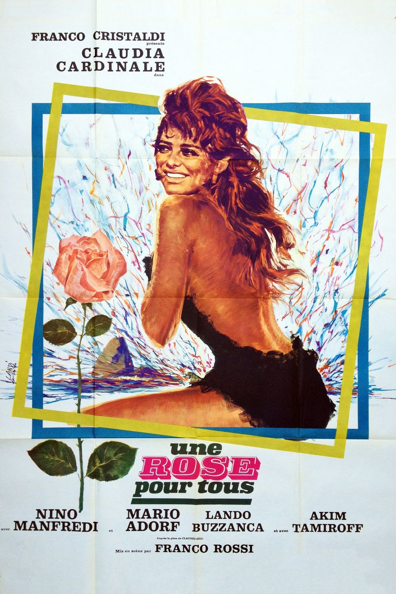 A Rose for Everyone movie poster