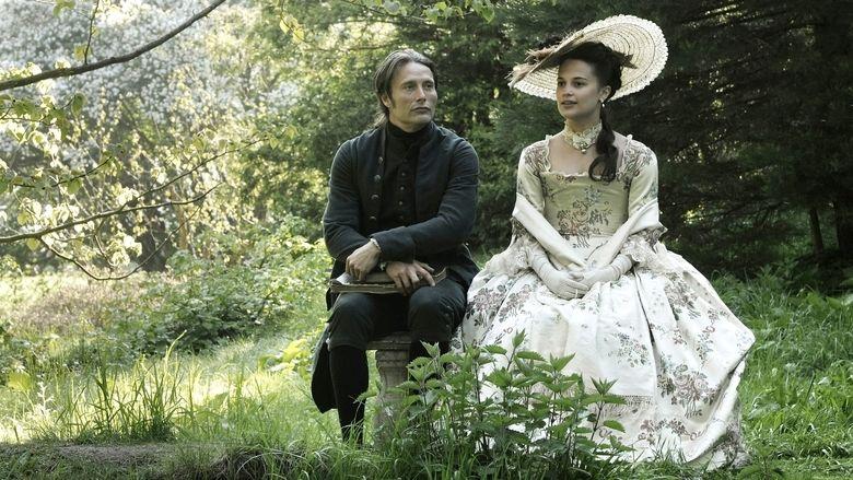 A Royal Affair movie scenes