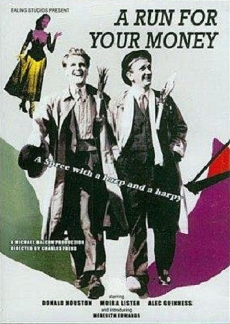 A Run for Your Money movie poster