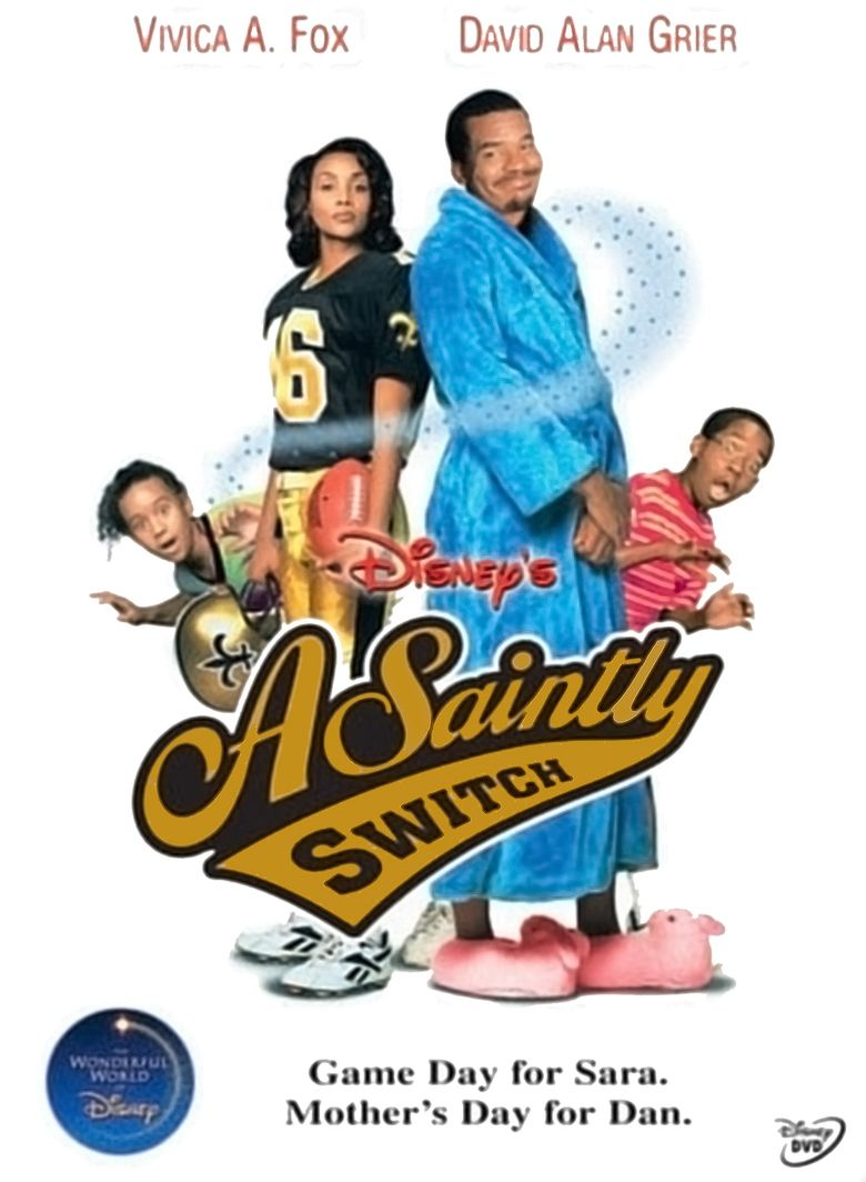 A Saintly Switch movie poster